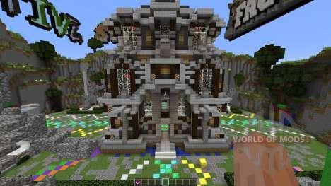 Epic Simple Hub pour Minecraft