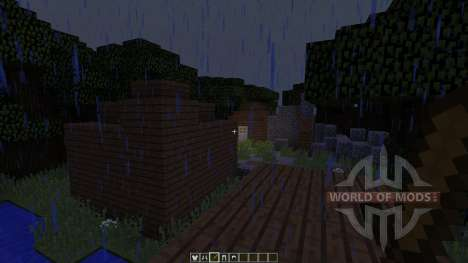 PvP Arena The Forest pour Minecraft