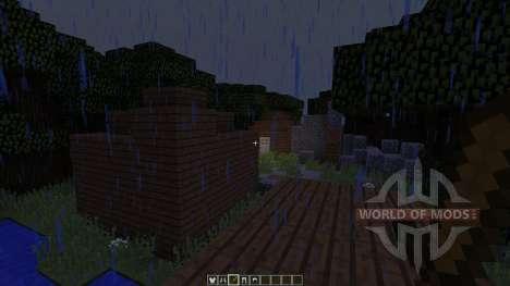 PvP Arena The Forest für Minecraft