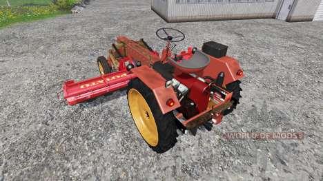 Fortschritt GT 124 für Farming Simulator 2015