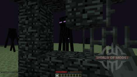 Survive The End für Minecraft
