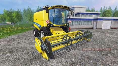 New Holland TC5.90 [pack] v1.3 für Farming Simulator 2015
