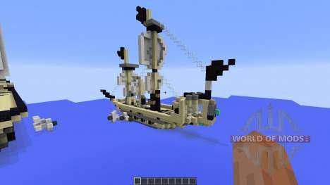 The Firescream pour Minecraft