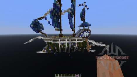 Captain Biasss Fantasy Ship für Minecraft
