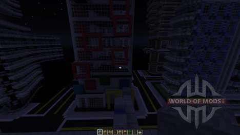 CryCity für Minecraft