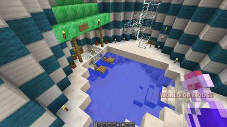 Night Club: Big Splash für Minecraft
