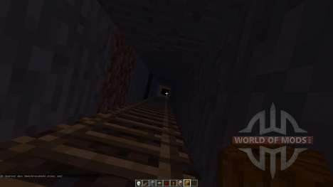Horror map für Minecraft