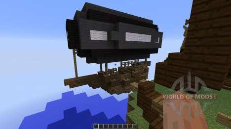 SteamPack Hause für Minecraft
