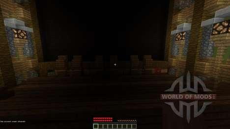 Gazza Island pour Minecraft