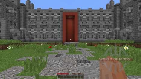 Aegis pour Minecraft