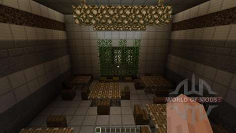 Prison Server Spawn für Minecraft