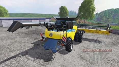 New Holland CR10.90 [multifruit] pour Farming Simulator 2015