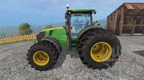 John Deere 7280R pour Farming Simulator 2015
