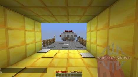 Creeper Run für Minecraft