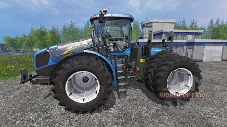 New Holland T9.560 DuelWheel v3.0 für Farming Simulator 2015