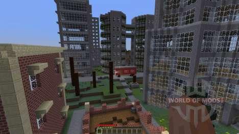 Fallout City pour Minecraft