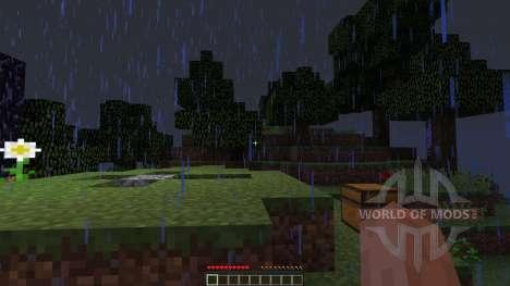 A Sky Island für Minecraft