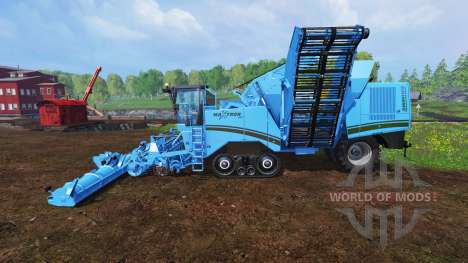Grimme Maxtron 620 v1.2 pour Farming Simulator 2015