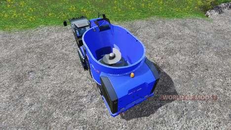 Kuhn SPV 14 v2.0 für Farming Simulator 2015