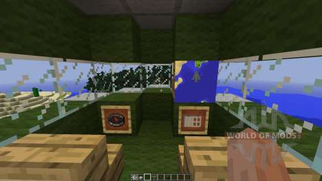 Military aircraft pour Minecraft