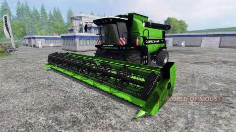 Deutz-Fahr 7545 RTS v1.2 für Farming Simulator 2015