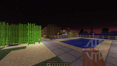 My cool world für Minecraft