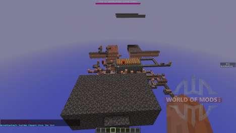 Explosive Spleef für Minecraft