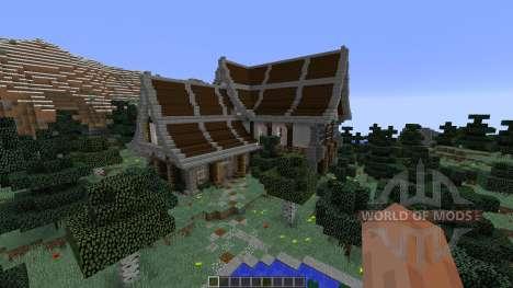 Medieval Fantasy Home 1 für Minecraft