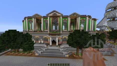 Ithea Puerto San Padre pour Minecraft