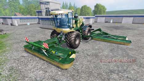 Krone Big M 500 [attach] v2.0 für Farming Simulator 2015