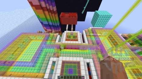 Cube Control Remix pour Minecraft