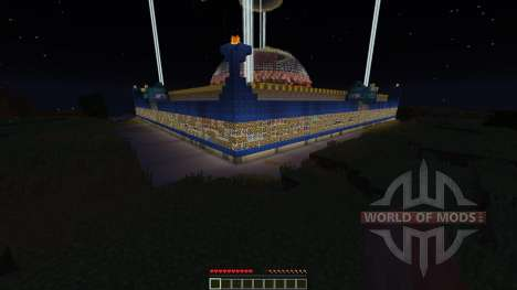 Server Spawn pour Minecraft