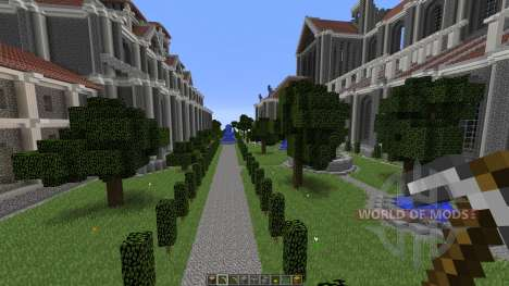 World of Vicecraft The Monastery pour Minecraft