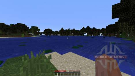 Custom Biome Project pour Minecraft