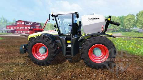 CLAAS Xerion 4500 v1.5 pour Farming Simulator 2015