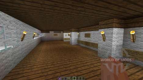 Alcatraz Island für Minecraft