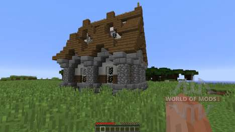 Medieval House new pour Minecraft