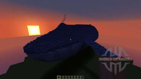 Whale Like A Boss für Minecraft