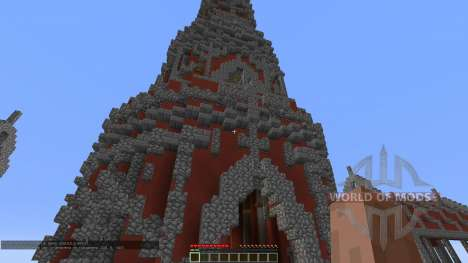 Fly Red Tower pour Minecraft