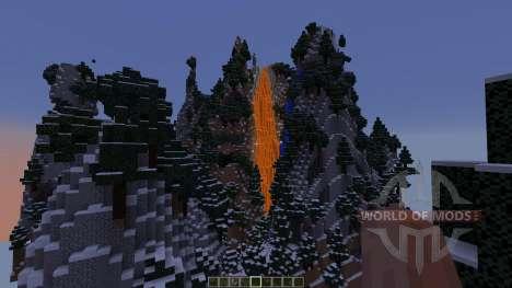 World Of Wonder Beautiful Minecraft World pour Minecraft