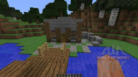 Old Farm Town pour Minecraft