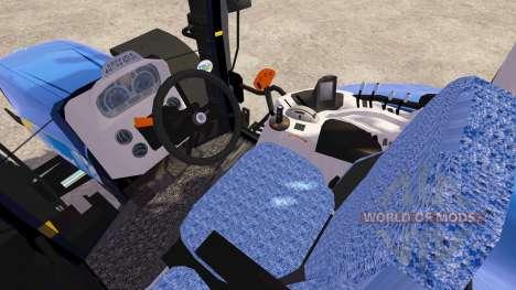 New Holland T6080PC pour Farming Simulator 2013
