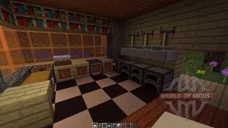 Riverwood pour Minecraft