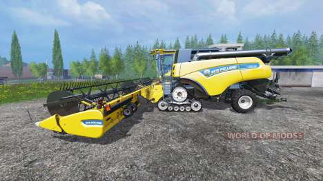 New Holland CR10.90 [multi camera] pour Farming Simulator 2015
