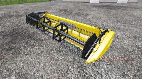 New Holland Varifeed18FT für Farming Simulator 2015