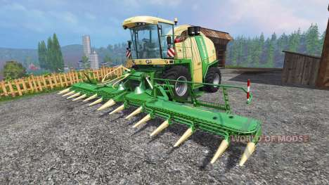 Krone Big X 1100 [30k] für Farming Simulator 2015