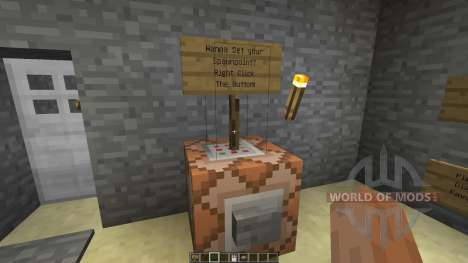 Command Block Minecart Station pour Minecraft
