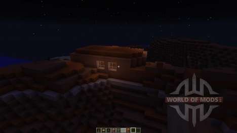 Mysterious Island House SujeeTV pour Minecraft