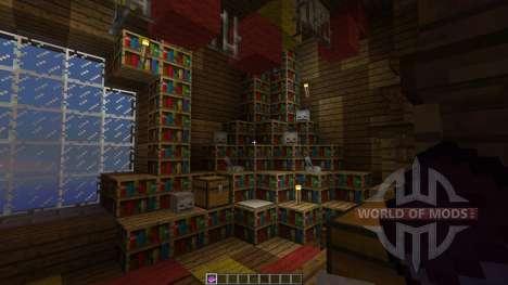 Pex a Steampunk für Minecraft