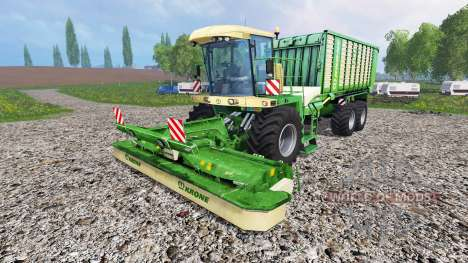 Krone BIG L500 Prototype v1.8 pour Farming Simulator 2015